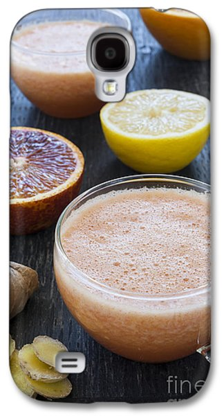 Citrus Smoothies Galaxy S4 Case by Elena Elisseeva
