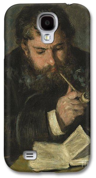 Claude Monet Galaxy S4 Case by Pierre Auguste Renoir