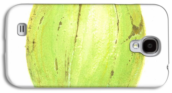 Coconut Galaxy S4 Case by Lincoln Seligman