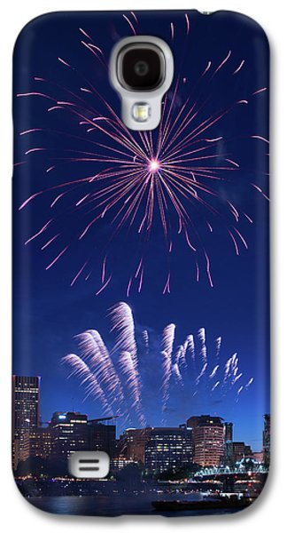 Downtown Fireworks Galaxy S4 Case