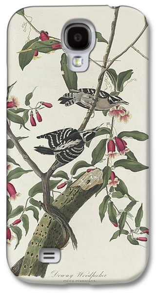 Downy Woodpecker Galaxy S4 Case by Rob Dreyer