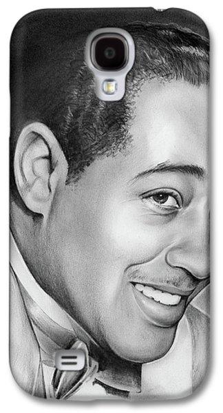 Duke Galaxy S4 Case - Duke Ellington by Greg Joens