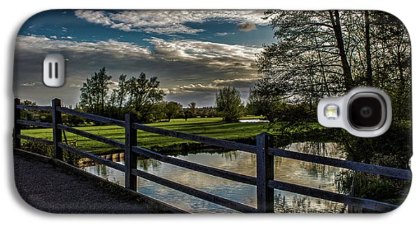 English Countryside Galaxy S4 Case by Martin Newman