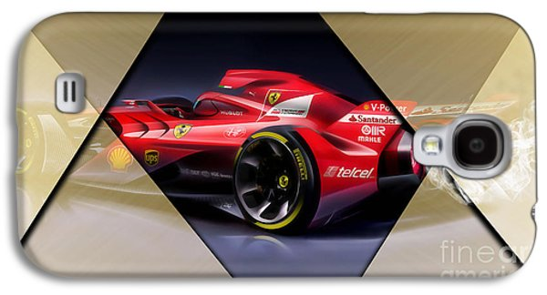 Ferrari F1 Collection Galaxy S4 Case