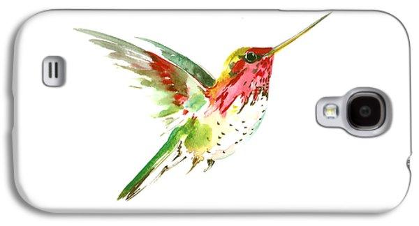 Flying Hummingbird Galaxy S4 Case by Suren Nersisyan