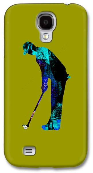 Golf Collection Galaxy S4 Case