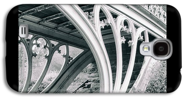 Gothic Bridge Detail Galaxy S4 Case by Jessica Jenney