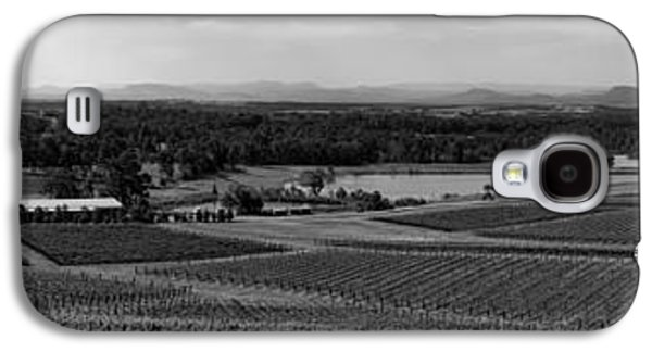 Hunter Valley Vineyards - Australia Galaxy S4 Case by Thinkrorbot