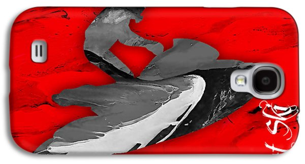 Jet Ski Collection Galaxy S4 Case by Marvin Blaine