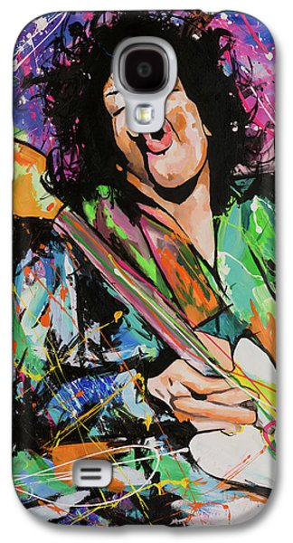 Jimi Hendrix Galaxy S4 Case by Richard Day