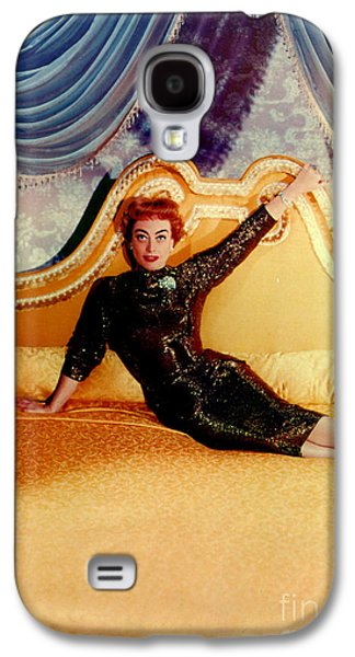 Joan Crawford (1905-1977) Galaxy S4 Case
