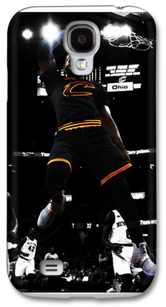 King James Galaxy S4 Case by Brian Reaves