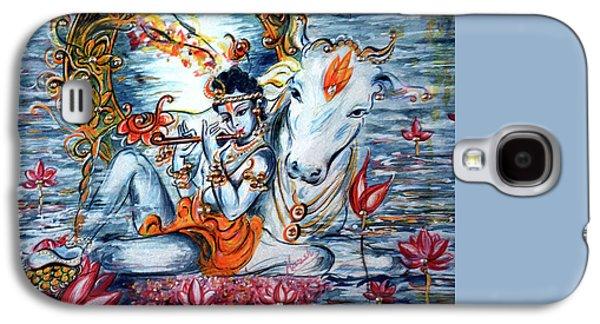 Krishna Galaxy S4 Case