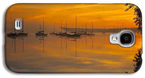 Lake Massabesic - Auburn New Hampshire Usa Galaxy S4 Case