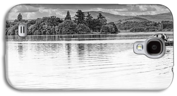 Lake Of Menteith Galaxy S4 Case