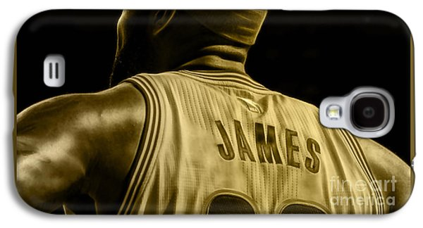 Lebron James Collection Galaxy S4 Case