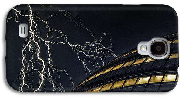 Lightning Strike Galaxy S4 Case