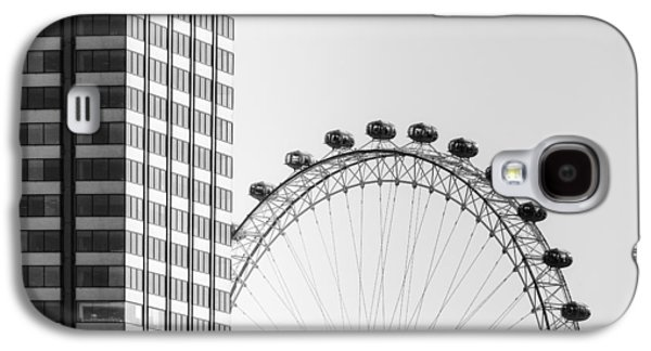 London Eye Galaxy S4 Case by Joana Kruse