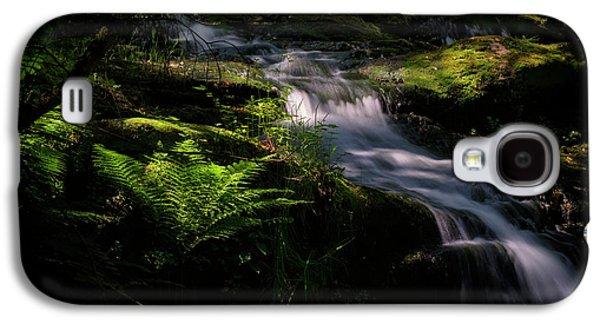 Lynn Mill Waterfalls Galaxy S4 Case