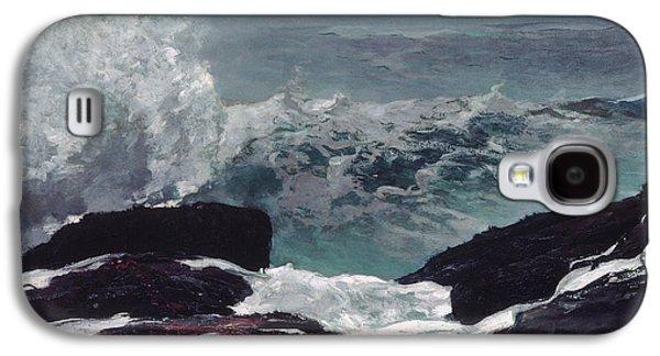 Maine Coast Galaxy S4 Case by Winslow Homer