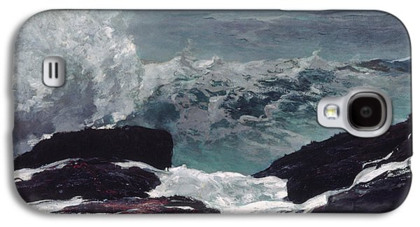 Maine Coast Galaxy S4 Case by Winslow Homer