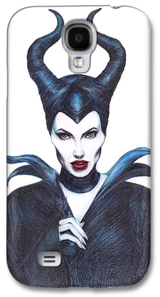 Maleficent  Once Upon A Dream Galaxy S4 Case by Kent Chua