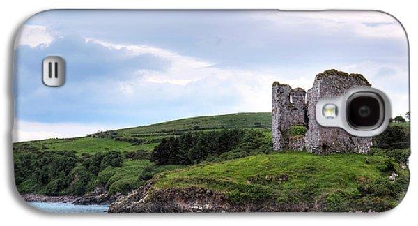 Minard Castle - Ireland Galaxy S4 Case