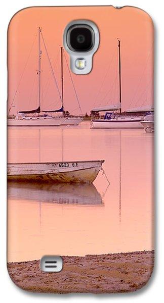 Misty Morning Osterville Cape Cod Galaxy S4 Case by Matt Suess