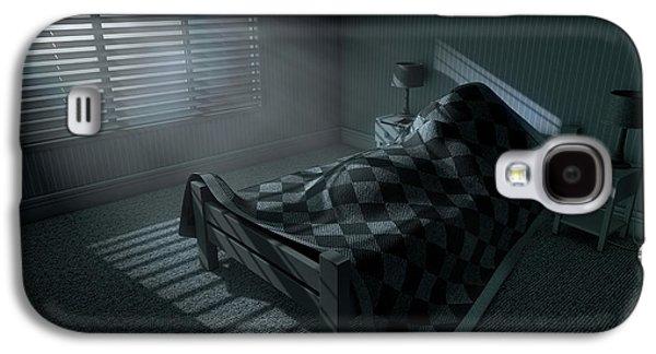 Moonlight Sleep In Galaxy S4 Case by Allan Swart