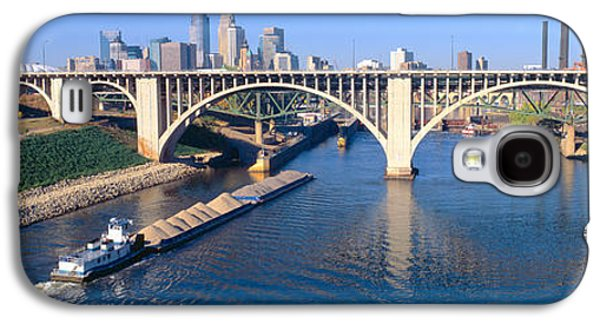 Morning, Minneapolis, Minnesota Galaxy S4 Case
