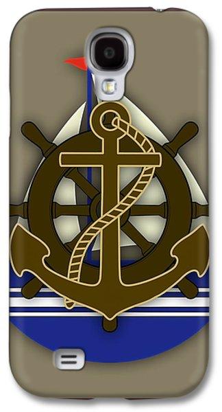 Nautical Collection Galaxy S4 Case