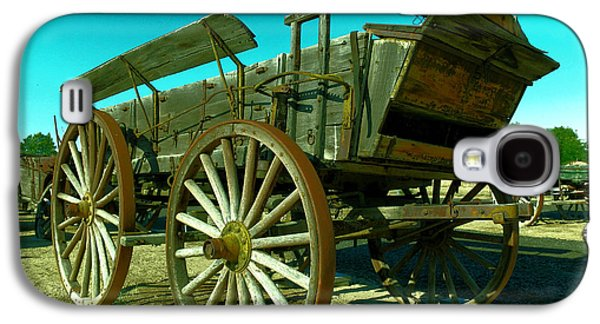 Old Wagon Galaxy S4 Case by Jeff Swan