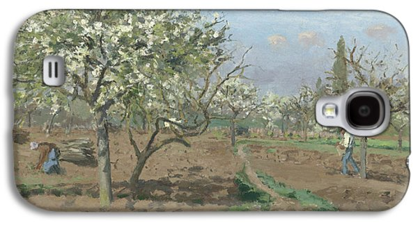 Orchard In Bloom Galaxy S4 Case