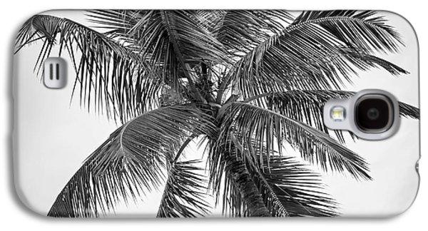 Palm Tree Galaxy S4 Case