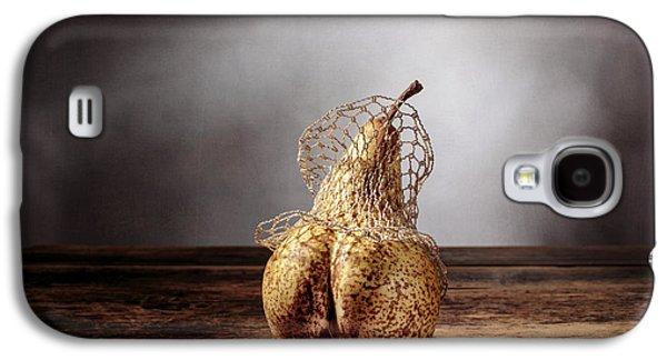 Pear Galaxy S4 Case by Nailia Schwarz