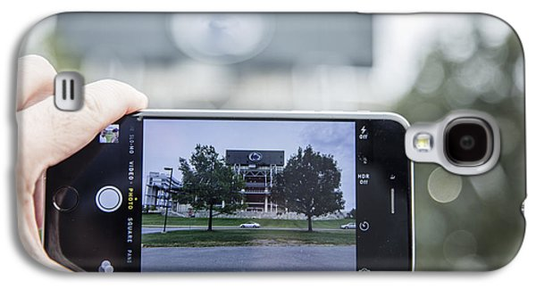 Penn State Beaver Stadium  Galaxy S4 Case by John McGraw