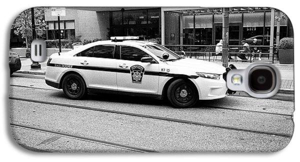 pennsylvania state trooper police cruiser vehicle Philadelphia USA Galaxy S4 Case