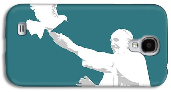 Pope Francis Galaxy S4 Case
