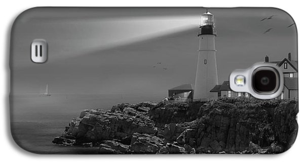 Portland Head Lighthouse Galaxy S4 Case by Mike McGlothlen