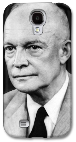 President Dwight D. Eisenhower Galaxy S4 Case