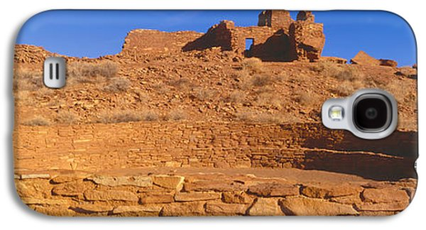 Ruins Of 900 Year Old Hopi Village Galaxy S4 Case