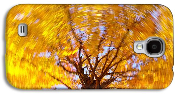 Spinning Maple Galaxy S4 Case