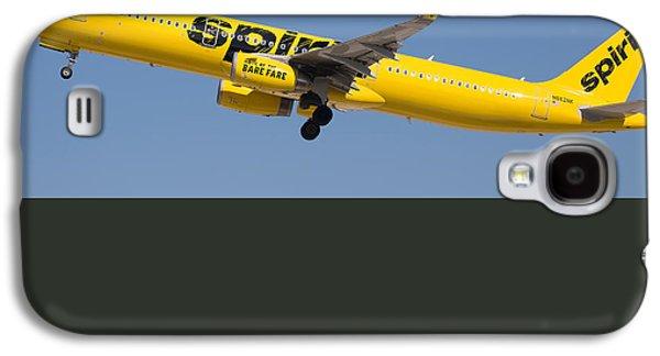 Spirit Airline Galaxy S4 Case
