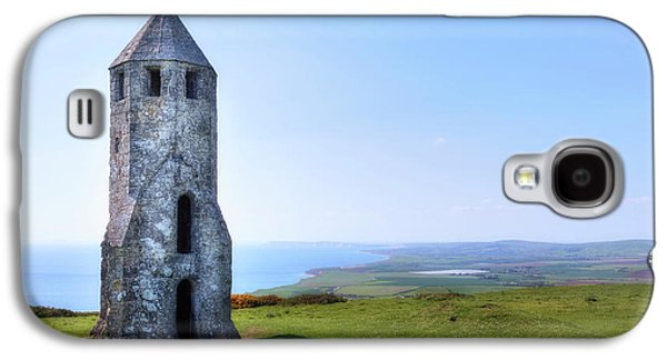 St. Catherine's Oratory -  Isle Of Wight, Galaxy S4 Case