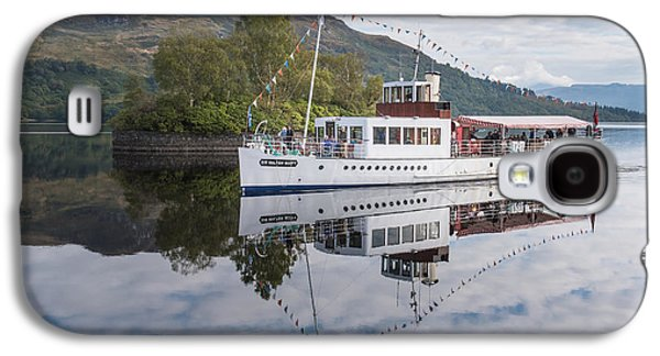 Steamship Sir Walter Scott On Loch Katrine Galaxy S4 Case