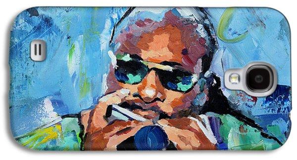 Stevie Wonder Galaxy S4 Case