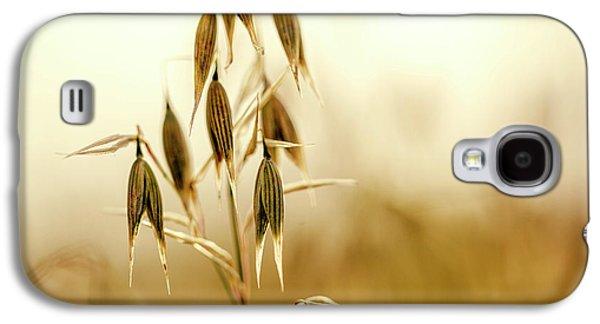 Summer Oat Galaxy S4 Case by Nailia Schwarz