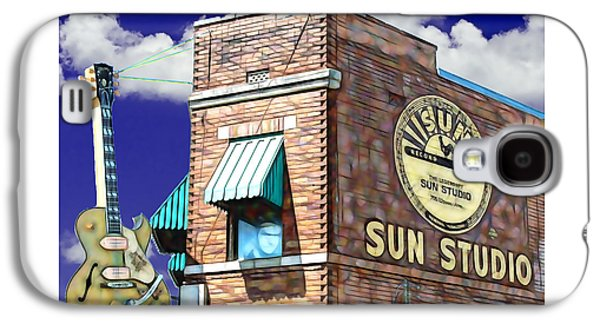 Sun Studio Collection Galaxy S4 Case by Marvin Blaine