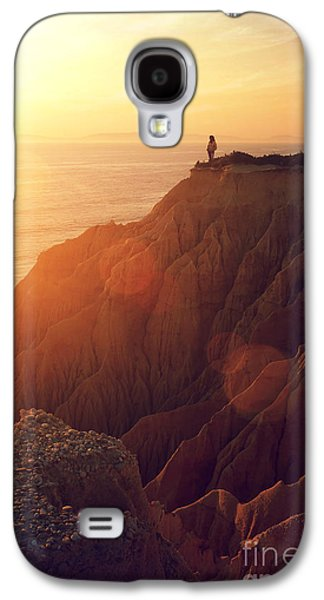Sunset Beach Galaxy S4 Case by Carlos Caetano