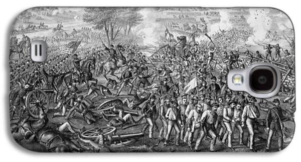The Battle Of Gettysburg Galaxy S4 Case